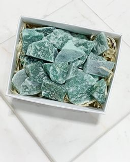 Quartzo-Verde-Bruto-Chips-Box
